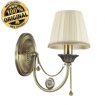 бра odeon light 3222/1w ignessa